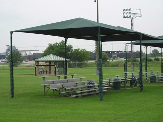 Shade Structures for sports
